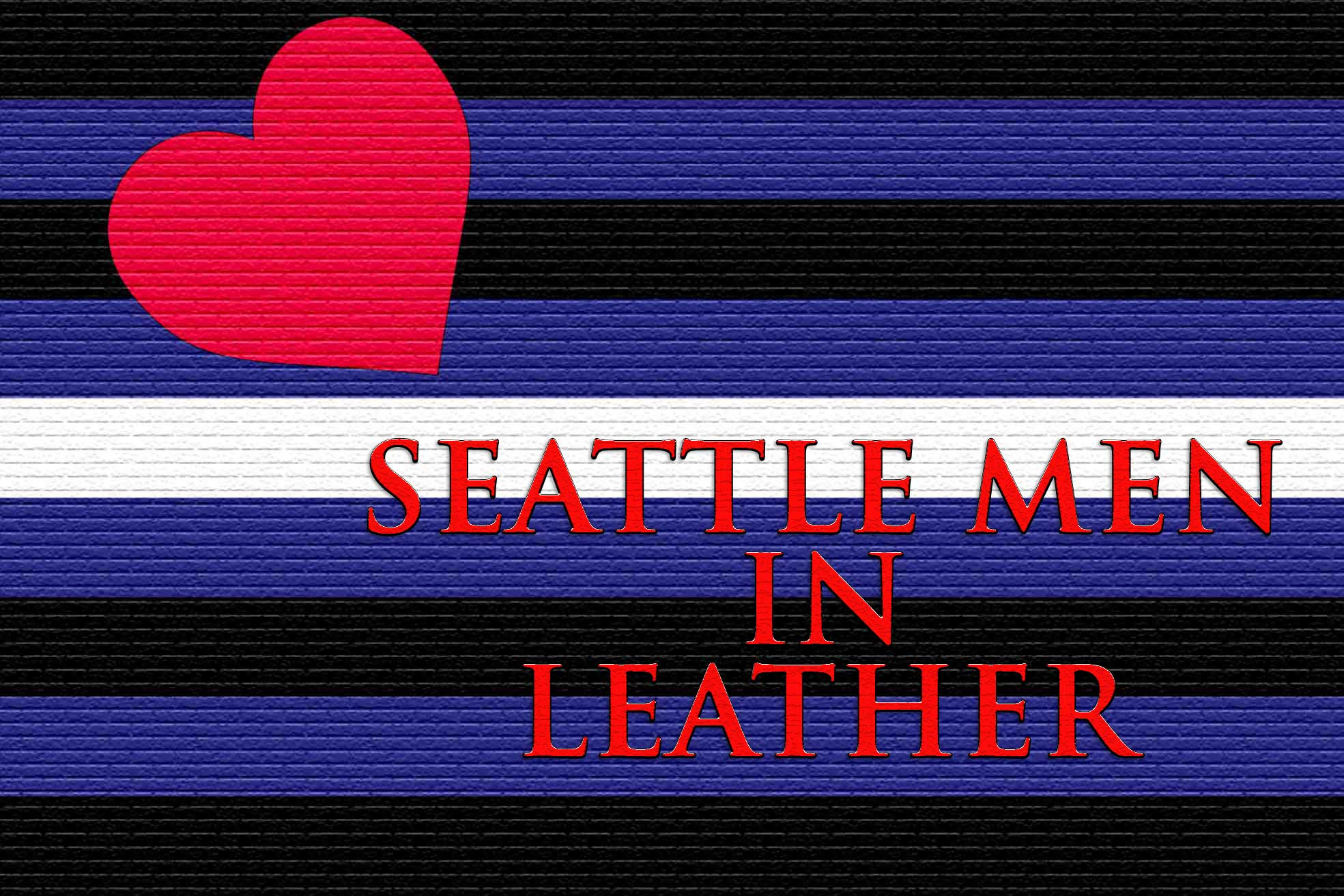 Seattle Men in Leather
